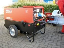 Gas Generator - TopGeneratorHire.co.uk