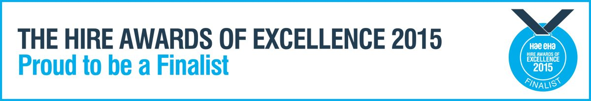 The Hire Awards of Excellence 2015